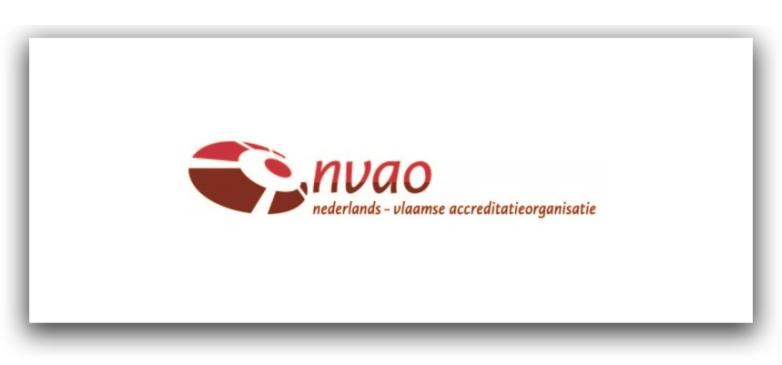NVAO logo