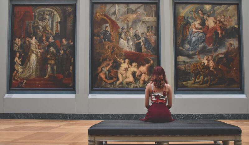 Opleiding Kunstgeschiedenis