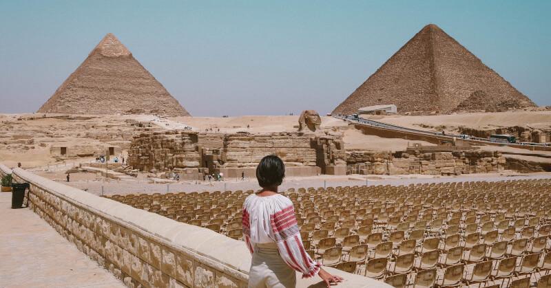 Banner bij de cursus Egyptisch voor beginners